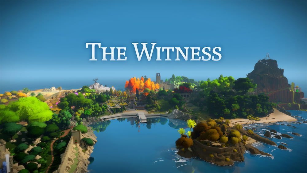 Modojo | The Witness Is Now Available For iOS Devices
