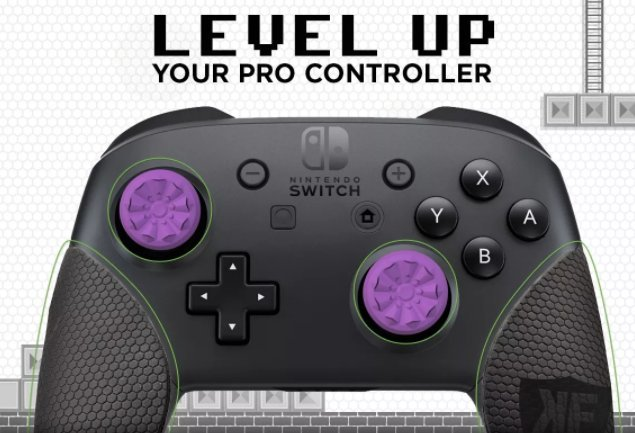 Modojo | KontrolFreek's Range Of Nintendo Switch Accessories Releases Next Month
