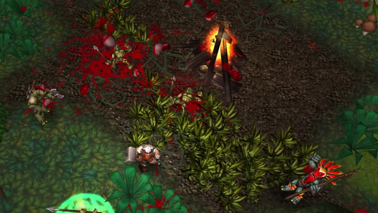 Modojo   Gore-Filled Action RPG Runic Rampage Is Heading To Mobile This Fall