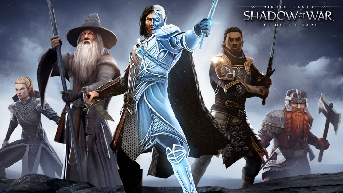 Modojo   Middle-earth: Shadow Of War Mobile Game Makes Its Global Debut