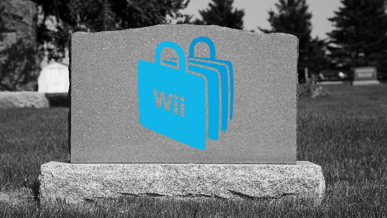 Modojo | Nintendo Announces Plans To Close The Wii Shop Channel