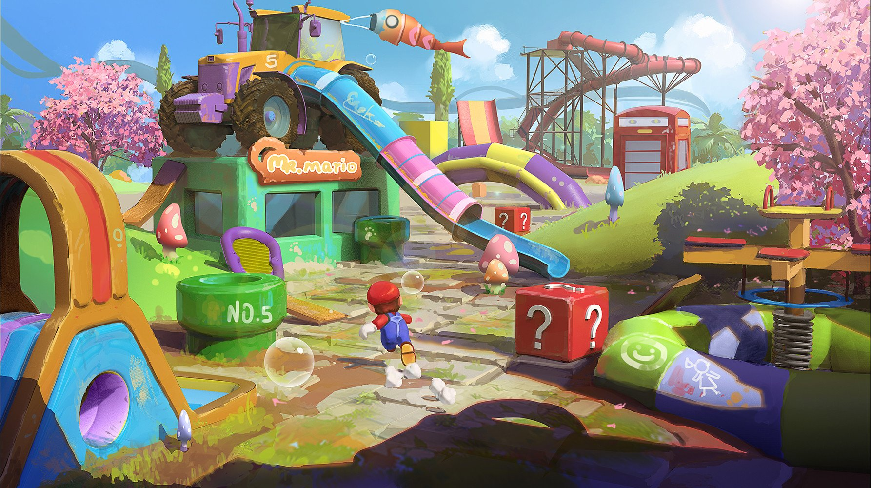 Modojo | Super Mario Odyssey Gets New Five-Minute Trailer