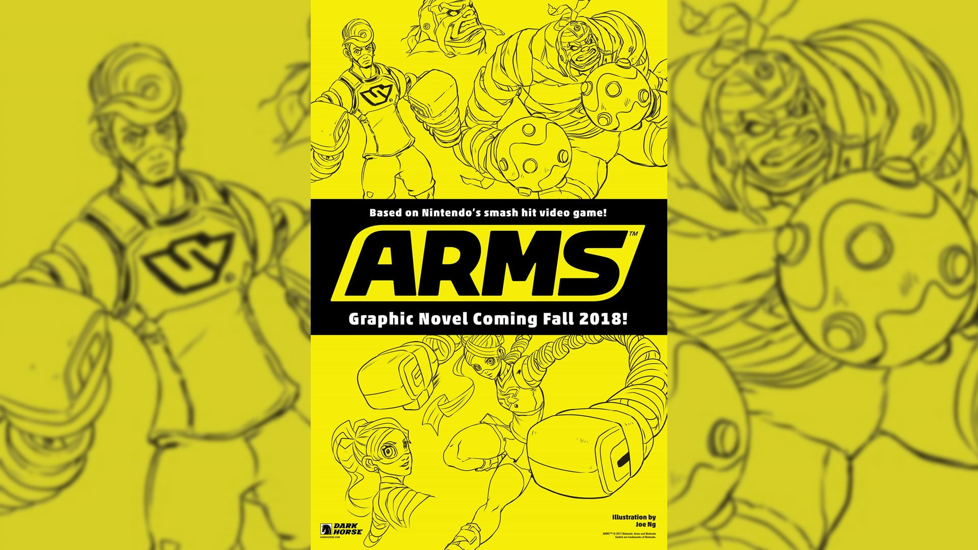 Modojo | Dark Horse Is Working On A Series Of Graphic Novels Based On Arms
