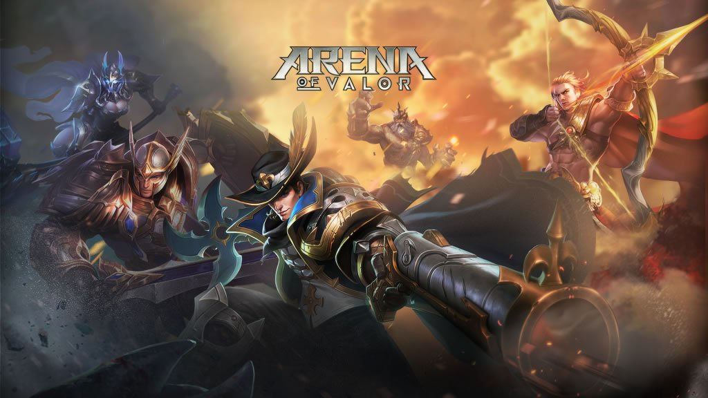 Modojo | North American Pre-Registration For Arena Of Valor Is Now Live