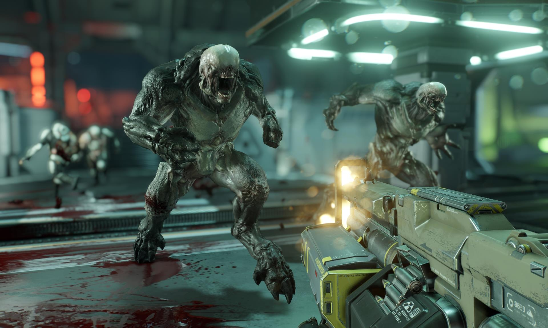 Modojo | id Software Reveals Release Date For Doom On The Nintendo Switch