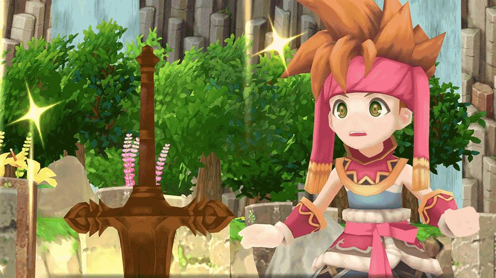 Modojo | Here's Why Square Enix Isn't Bringing Secret Of Mana Remake To The Switch