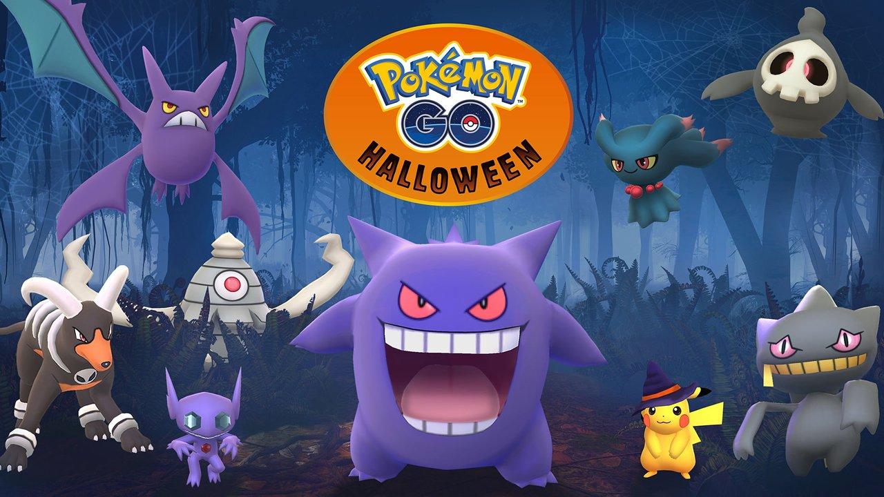 Modojo | Third-Generation Pokemon Coming To Pokemon Go In Latest Halloween Event